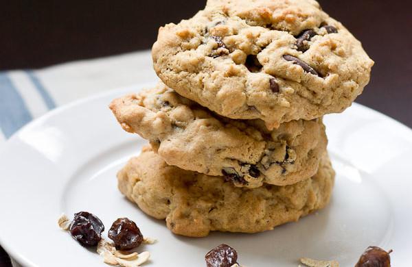Oatmeal Raisin Cookies-8234