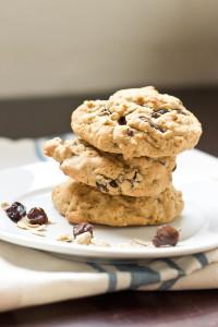 Oatmeal Raisin Cookies-8239