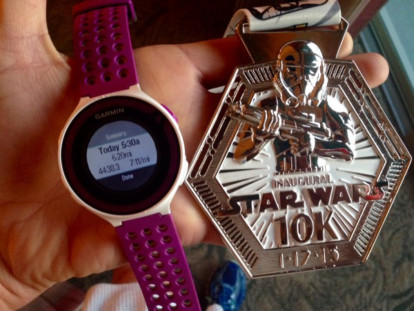 This finish time earned me a 2nd place age group and 16th overall female.